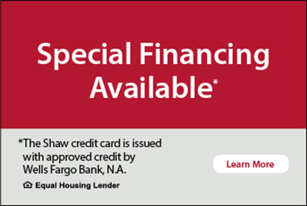 Special Financing Available   Floors Free